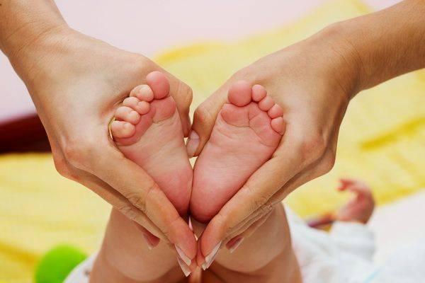 Pozitia picioruselor