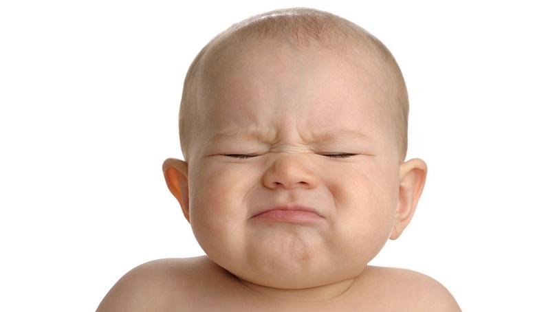 bebelus constipat