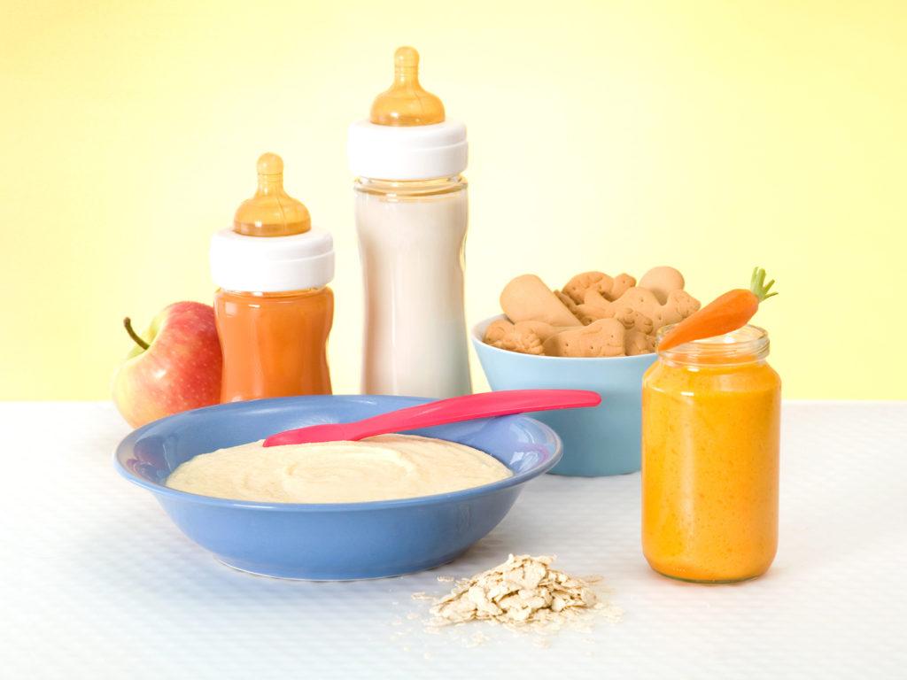 Hrana bebelusului