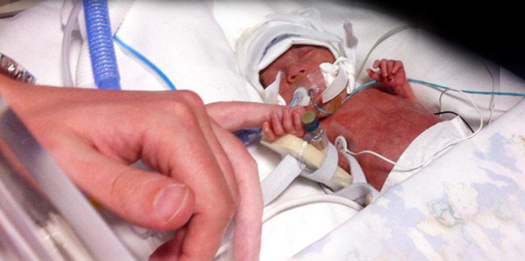 Cel mai mic bebelus din lume